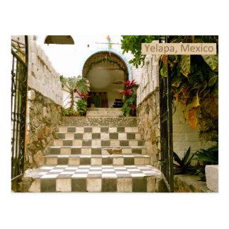 Old Church - Yelapa, Mexico Postcards