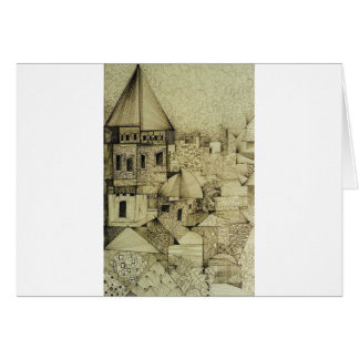 OLD CITY CARD