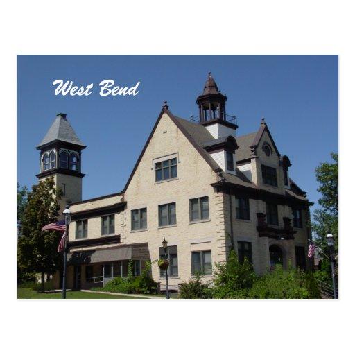 Old City Hall Postcard