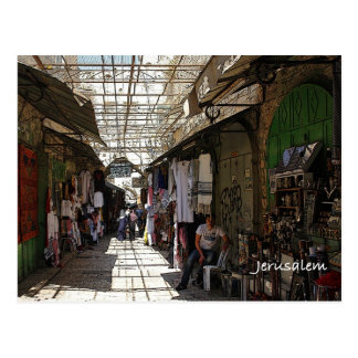 Old City Jerusalem Postcard