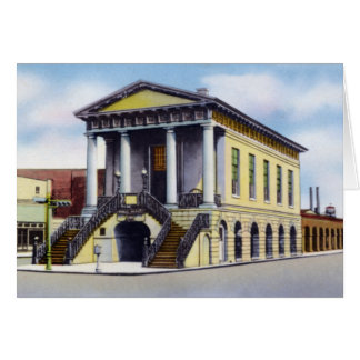 Old City Market Charleston South Carolina Cards