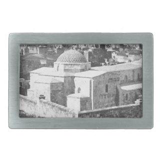 Old City of Jerusalem, ca. 1890 Belt Buckle