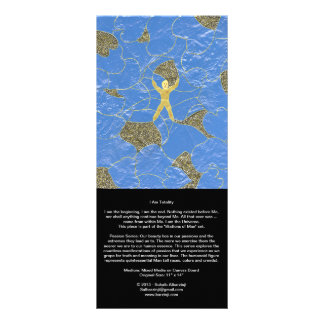 Old City Sanaa' & I am Totality - Long Card