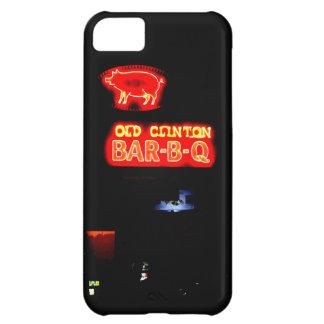 OLD CLINTON BAR-B-Q - GRAY, GEORGIA COVER FOR iPhone 5C
