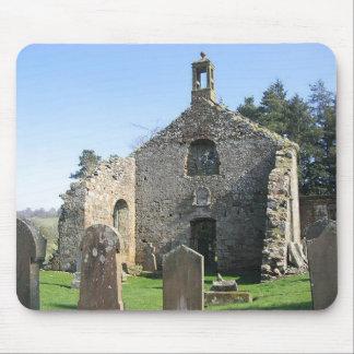 Old Closeburn Church Ruins Mouse Pad
