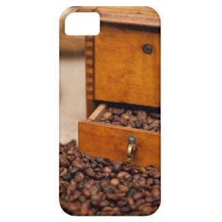 Old Coffee Grinder iPhone SE/5/5s Case