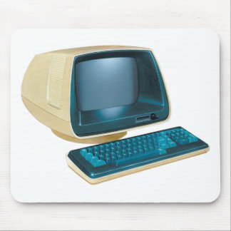 Old Computer Mousepad