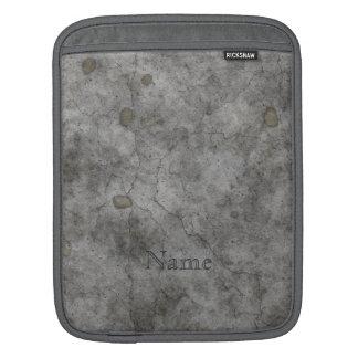 Old Concrete iPad Sleeves