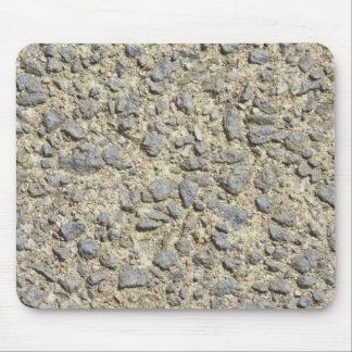 Old concrete paving slab mouse mat