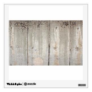 Old Concrete Wall Sticker