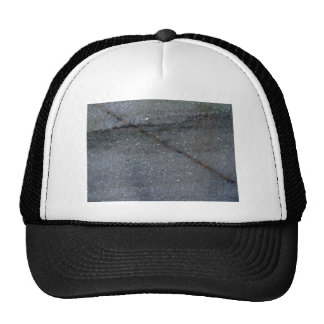 Old concrete wall texture trucker hats