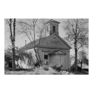 Old Congregational Church Print