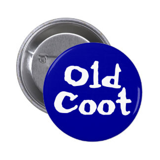 Old Coot Button
