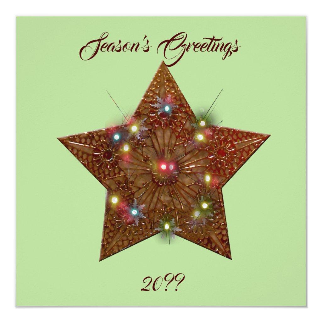 Old Copper Pueblo Star