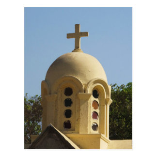 Old Coptic Church in Cairo, Egypt Postcards