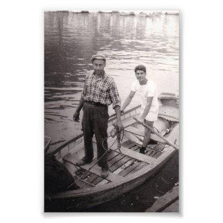 old corfu photo print