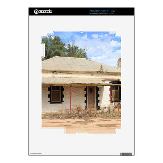 Old cottage in country Australia iPad 2 Decals
