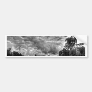 Old Country Dirt Road Car Bumper Sticker