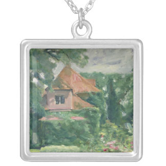 Old Country House, 1902 Pendant