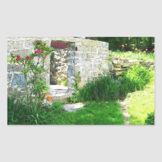 Old Country Root Cellar Sticker