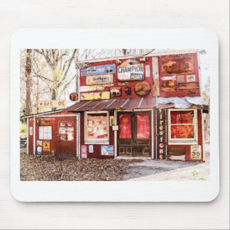 Old Country Store Mouse Pad