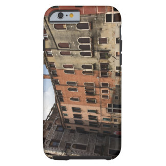 Old Courtyard Buildings Venice Italy Europe Travel Tough iPhone 6 Case