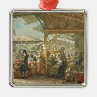 Old Covent Garden Market, 1825 Metal Ornament