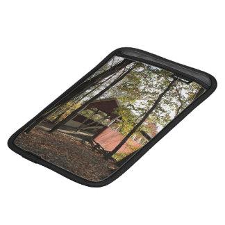 Old Covered Bridge. iPad Mini Sleeve