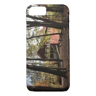 Old Covered Bridge. iPhone 8/7 Case