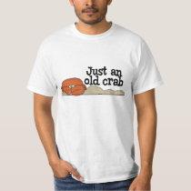 Old Crab t-shirt