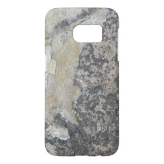 Old Cracked and Dirty Cement Samsung Galaxy S7 Case