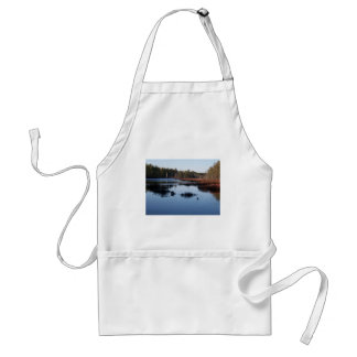 Old Cranberry Bog Adult Apron