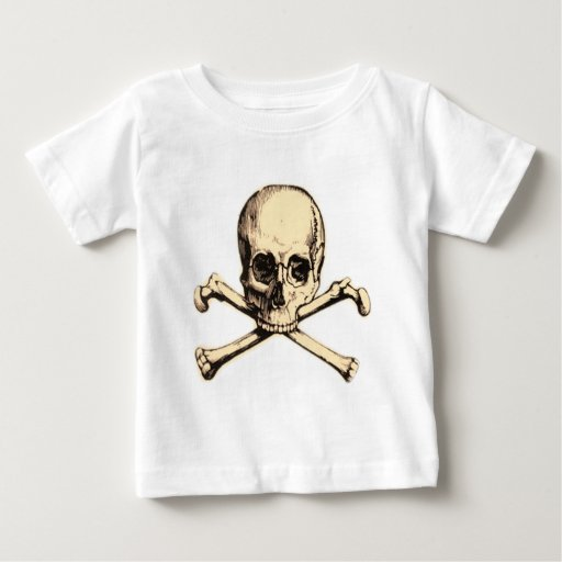 Old Cross Bones Tshirt