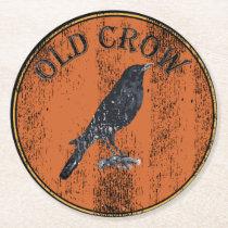 Old Crow - Old Geezer Coasters