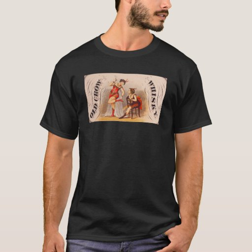 Old Crow Whiskey T-Shirt