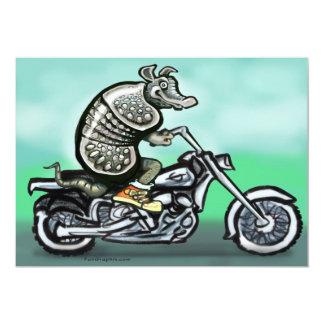Old Crusty Biker Card