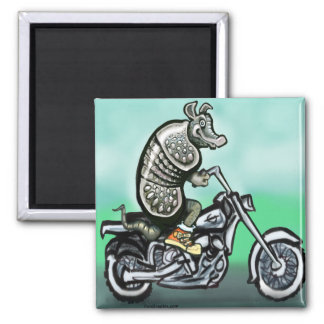 Old Crusty Biker Magnets