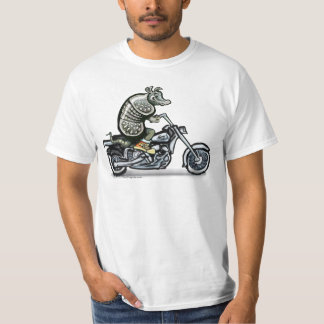 Old Crusty Biker T-Shirt