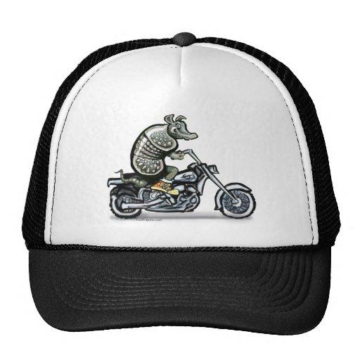 Old Crusty Biker Trucker Hat