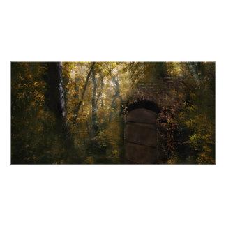 Old Crypt Autumn Card
