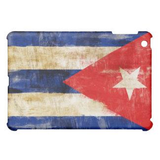 Old Cuba flag iPad Mini Cover