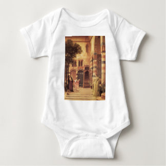 Old Damascus by Frederic Leighton Infant Creeper