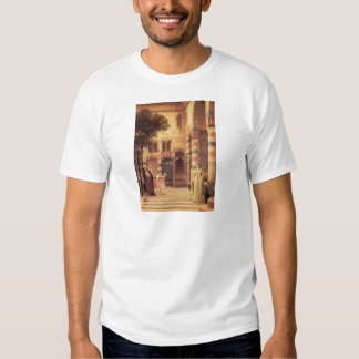Old Damascus by Frederic Leighton T-shirt