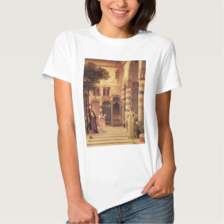 Old Damascus by Frederic Leighton Tee Shirt