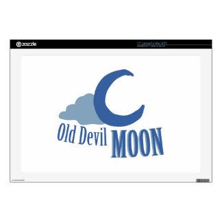 Old Devil Moon Skins For Laptops