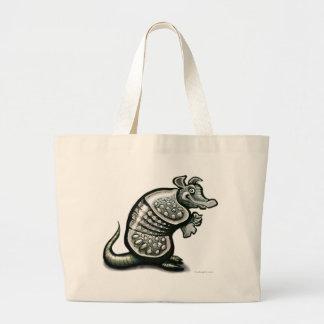 Old Dillo Tote Bag