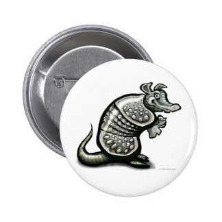 Old Dillo Pinback Buttons