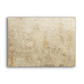 Old Dirty Paper Envelope