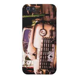 Old Dodge Cover For iPhone SE/5/5s
