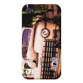 Old Dodge iPhone 4/4S Cover